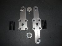 PM-D60RS Dana 60 Rear Steer Springles arm kit