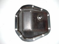2RS-D60 Heavy Duty Differential Cover