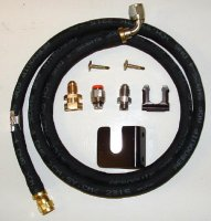 ARB-HDAL Heavy Duty Air Line Kit frame to diff