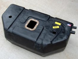 FT0065  Fuel Tank - 20 gallon YJ Plastic