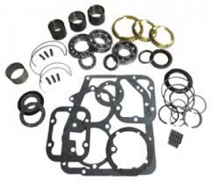 BK129WS Bearing seal kit with syncro rings - SM465 1967 up