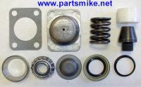 1PMD60KK DANA 60 king pin rebuild kit complete both knuckles