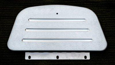 DM9014 Billet Glove Box Cover