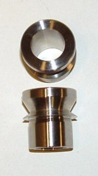 "DM5961 MISALIGNMENT SPACER SET (SET OF 2) (304 Stainless Steel) 1"" x 3/4"""