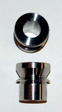 "DM5960 MISALIGNMENT SPACER SET  (SET OF2) (304 Stainless steel) 1"" x 5/8"""
