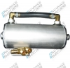 AA716672  ALUMINUM RADIATOR RECOVERY CAN & SITE TUBE