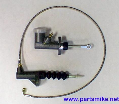 Hydcl00ss Hydraulic Clutch Kit Cj And Universal